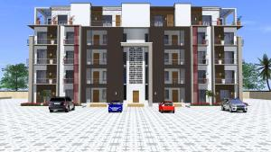 2 bedroom Mini flat Flat / Apartment for sale By Setraco life camp  Life Camp Abuja