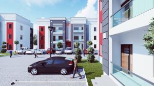 2 bedroom Blocks of Flats House for sale Monastry road behind Shoprite Sangotedo Ajah Lagos