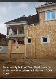 2 bedroom Flat / Apartment for rent Yidi elebu off akala express ibadan Akala Express Ibadan Oyo