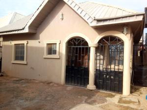 2 bedroom Mini flat Flat / Apartment for rent Behind Evergreen house Kapowa Lugbe Lugbe Abuja