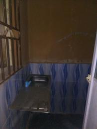 1 bedroom mini flat  Mini flat Flat / Apartment for rent Kudeyibu estate Ijegun Ikotun/Igando Lagos