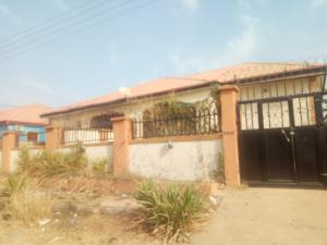 2 bedroom Semi Detached Bungalow House for sale Trademoore estate by Voice of Nigeria Lugbe Lugbe Abuja