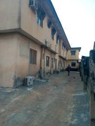2 bedroom Blocks of Flats House for rent Akoko crescent off grammar school via sabo. Berger Ojodu Lagos