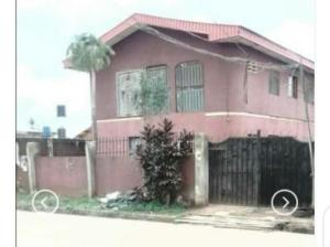 3 bedroom Blocks of Flats House for sale Along Nova tired road opposite silverbird TV station Ogbowo Oredo Edo