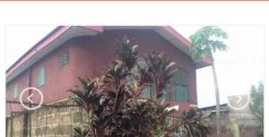 3 bedroom Blocks of Flats House for sale Along Nova tired road opposite silverbird TV station Ogbowo Oredo Edo