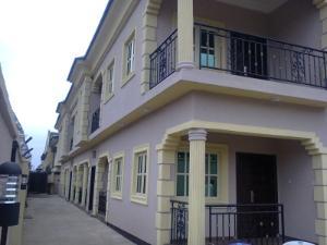 3 bedroom Flat / Apartment for rent Kole Awani Street, New Oko Oba, Lagos State Abule Egba Abule Egba Lagos