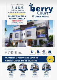 Flat / Apartment for sale Ikeja Lagos