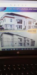 3 bedroom Semi Detached Duplex House for sale Along costar road  Eleko Ibeju-Lekki Lagos