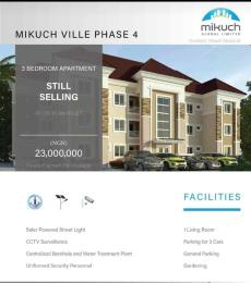 3 bedroom Flat / Apartment for sale Mikuch ville phase 4 Gaduwa Abuja