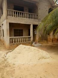 1 bedroom mini flat  House for rent Road D Awesu estate  Igbogbo Ikorodu Lagos