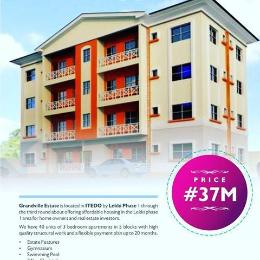 House for sale Itedo, Lekki Phase 1 Lagos - 1
