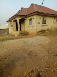 3 bedroom Detached Bungalow House for sale main street Kubwa Abuja