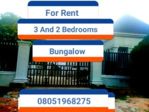 5 bedroom Detached Bungalow House for rent Ugbor village road, G.R.A Oredo Edo