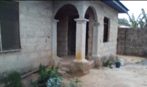 3 bedroom Detached Bungalow House for sale Asiak Obufa 2, Obot Idim, Off Aka Road Ibesikpo Asutan Akwa Ibom