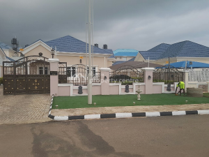 3 bedroom Detached Bungalow House for rent 11 Congo Crescent Sun City Estate Galadinmawa Abuja
