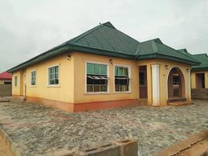 3 bedroom Detached Bungalow House for sale Benin Central Edo