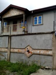 Detached Duplex House for sale Power line, Ojokoro Iju Lagos