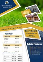 3 bedroom Terraced Duplex House for sale Idishin Idishin Ibadan Oyo