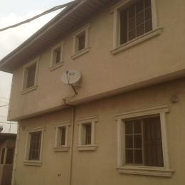 3 bedroom Flat / Apartment for rent Ibrahimo street  Bariga Shomolu Lagos - 0