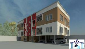 4 bedroom Flat / Apartment for sale Omoyemi Adesoga Unity Road Ikeja Lagos