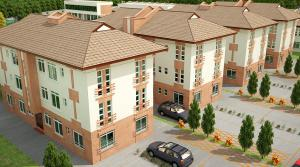 3 bedroom Shared Apartment Flat / Apartment for sale GREEN CITY ESTATE: River view Estate Behind Nigeria Turkish School, Off Channel T.V Station, OPIC BUSTOP Isheri North Ojodu Lagos