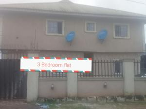 3 bedroom Blocks of Flats House for rent Aiwanmosa Str, Airport road  Oredo Edo