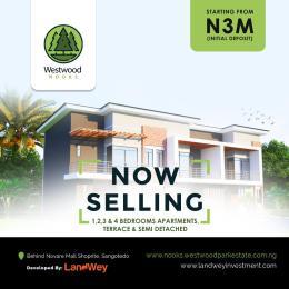 3 bedroom Blocks of Flats House for sale Landwey Crescent off Monastery Road Behind Novare Mall Shoprite Ajah  Sangotedo Ajah Lagos
