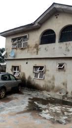 3 bedroom Detached Duplex House for rent Oko oba road agege  Oko oba road Agege Lagos