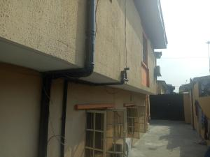 3 bedroom Blocks of Flats House for rent Ilupeju Ilupeju industrial estate Ilupeju Lagos