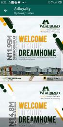 Blocks of Flats House for sale Along Lekki Epe Expressway Ajah  Crown Estate Ajah Lagos