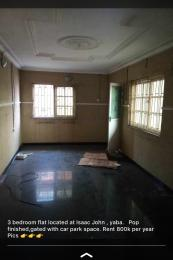 3 bedroom Blocks of Flats House for rent Isaac John  Jibowu Yaba Lagos
