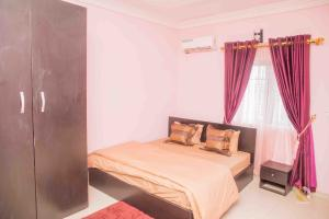 3 bedroom Flat / Apartment for shortlet Estate Apple junction Amuwo Odofin Lagos