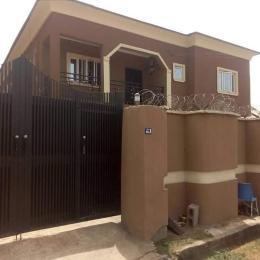 3 bedroom Block of Flat for rent oluyole estate, ibadan Oluyole Estate Ibadan Oyo - 0