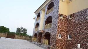 4 bedroom Flat / Apartment for rent Plot 214 Cadastral Zone B10 Dakibiyu Dakibiyu Abuja - 1