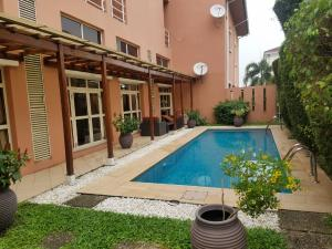 3 bedroom Detached Duplex House for shortlet Banana Island Ikoyi Lagos