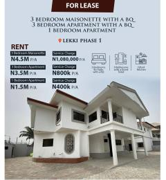 Blocks of Flats House for rent Lekki Phase1  Lekki Phase 1 Lekki Lagos