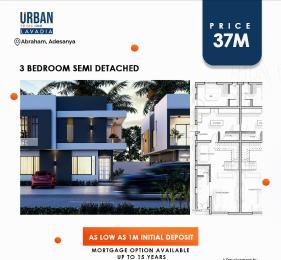 3 bedroom Semi Detached Duplex House for sale URBAN PRIME LAVADIA Abraham adesanya estate Ajah Lagos