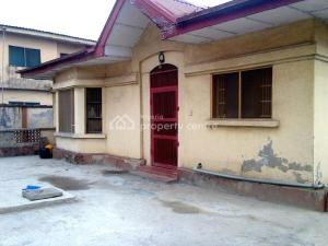 Semi Detached Bungalow House for sale  Otunba Joaquin,   Okota Lagos