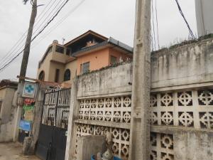 3 bedroom House for rent Anthony Shomolu Lagos