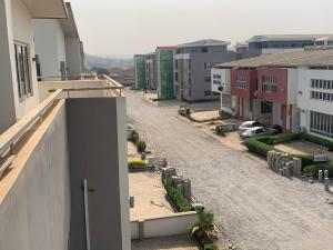3 bedroom Terraced Duplex House for sale Micheville Estate, Lokogoma is 15 Minutes Drive from Shoprite Apo, 10 Minutes from gaines Village, 25 minutes away from Nmadi Azikwe International Airport Lokogoma Abuja