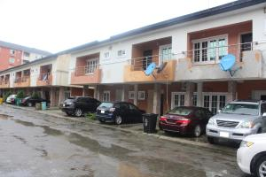3 bedroom Terraced Duplex House for rent Chevron Drive chevron Lekki Lagos