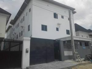 3 bedroom Terraced Duplex House for rent . Idado Lekki Lagos