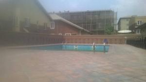3 bedroom House for rent Alfred Garden Estate along Kudirat Abiola way  Ikeja Lagos - 0