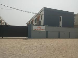 3 bedroom Terraced Duplex House for sale Bella homes1 close to chevron tollgate axis Lekki Phase 1 Lekki Lagos