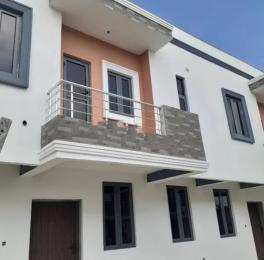 3 bedroom Terraced Duplex House for sale Close to Chevron toll gate axis chevron Lekki Lagos