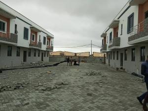 3 bedroom Terraced Duplex House for sale  Close to Chevron Toll gate axis, Lekki chevron Lekki Lagos