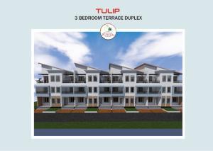 3 bedroom Terraced Duplex House for sale Dakibiyu Abuja
