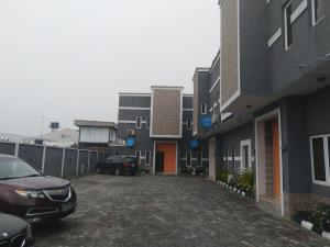 3 bedroom Terraced Duplex House for rent Victoria Island ONIRU Victoria Island Lagos - 0