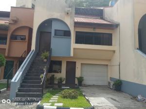 3 bedroom Terraced Duplex House for sale Osborne Foreshore Estate Ikoyi Lagos