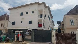 3 bedroom Terraced Duplex House for rent Idado Lekki Lagos